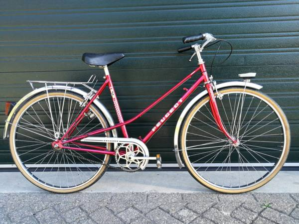 Peugeot damesfiets Mixed