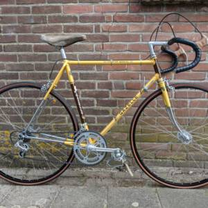 Gazelle Champion Mondial AB-frame